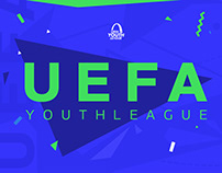 UEFA Youthleague - Broadcast Graphics