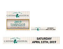 Catfish Fest banners