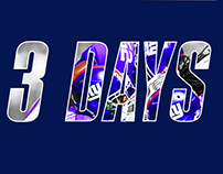 NY Giants 2015 Countdown Graphics