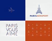 ADP - Aéroports de Paris - Rebrand Teaser