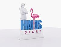 HAIOS STORE - visual identity