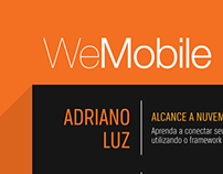 Graphic Design - WeMobile