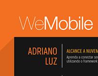 Graphic Design - WeMobile