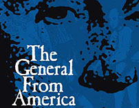Poster for the play The General from America