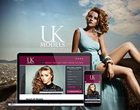 UK Models - Website