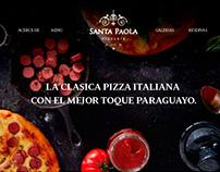 Pizzería Santa Paola