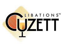 Cuzett Libations Branding