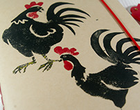 Rooster | magiclamp notebook