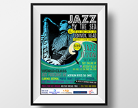 Jazz Poster - Lennox Head