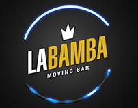 Publicidade - LA BAMBA
