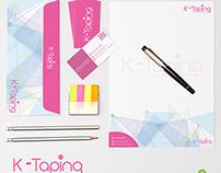 Diseño y desarrollo de sitio web para K-Taping Uy