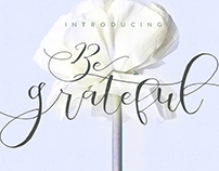 Be Grateful Script