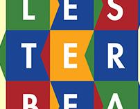 Lester Beall Museum Exhibit