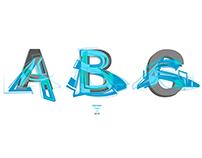 COKE Alphabet / Font