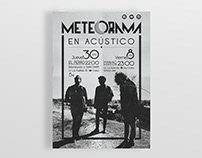 Meteorama Concerts | Posters