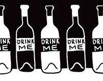 WINE SHOP. IDENTITY & INTERIOR DESIGN