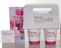 Princess Cupcake Branding