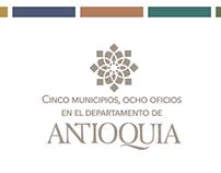 Laboratorio Antioquia | Artesanías de Colombia