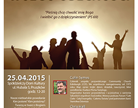 Poster, event