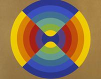 Herbert Bayer - Chromatic Intersection
