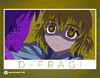 D-Frag Pop Art