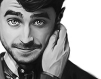 Digital Portrait Series - No.1