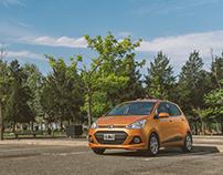 Editorial Revista Movil - Hyundai I10
