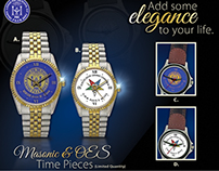 Masonic Watch Ad