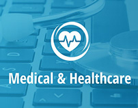 Medical and Healthcare PPT Pitch Deck