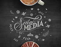 Social Media Ads. Chocolate Ibarra