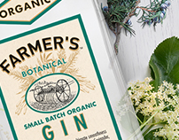 Farmer's Botanical Gin | Sell Sheet