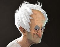 Character Design Challenge 2017