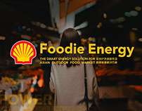 Foodie Energy Presented by SHELL