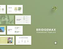 Bridgemax Real Estate PowerPoint Template