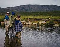 Fly Fishing on the Colorado — C Lazy U Ranch