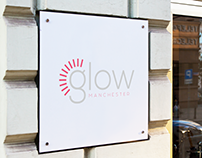 Glow Manchester [branding concept]