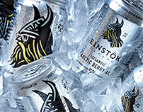 Einstök Arctic Berry Ale Cans