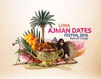 Liwa Ajman Dates festival 2016