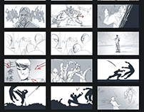 Storyboards for OSTRO