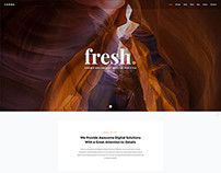 Canna - Multipurpose Bootstrap Template by DeoThemes
