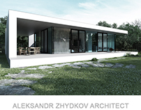 Prefabricated House 112м2