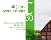 30 Jahre Terra est vita