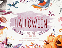 The Warmth of Halloween - 85% OFF!