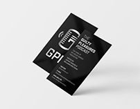 The GP Podcast Visual Identity & Branding Development