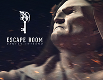 Escape Room Dante's Inferno - 3D artwork & design