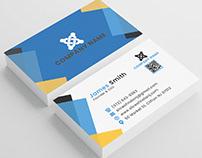 Free PSD Business Card Design