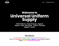 UX/UI Design, Logo Design, WordPress Web Development