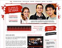 Site do Projeto do Fundo de Bolsas do Insper