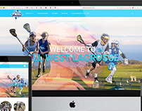 All West Lacrosse Website, 2015