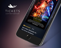 Tickets UI Kit